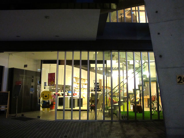 建築外觀-思默好時-台中咖啡館