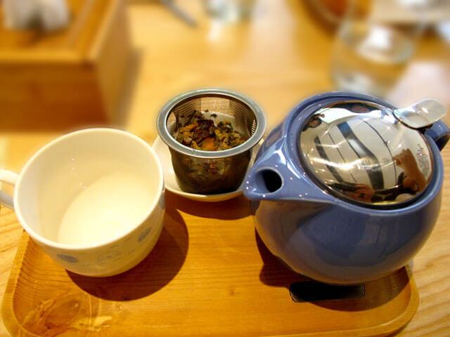 阿薩姆紅茶-思默好時-台中咖啡館