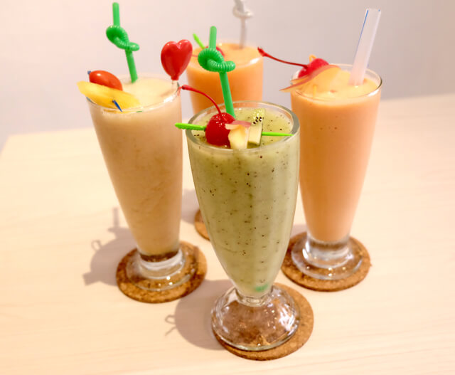 現打果汁-Lazy sun Cafe